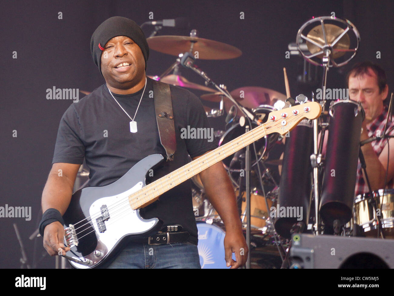 Big Country at Cropredy Festival August 2012 - Stock Image