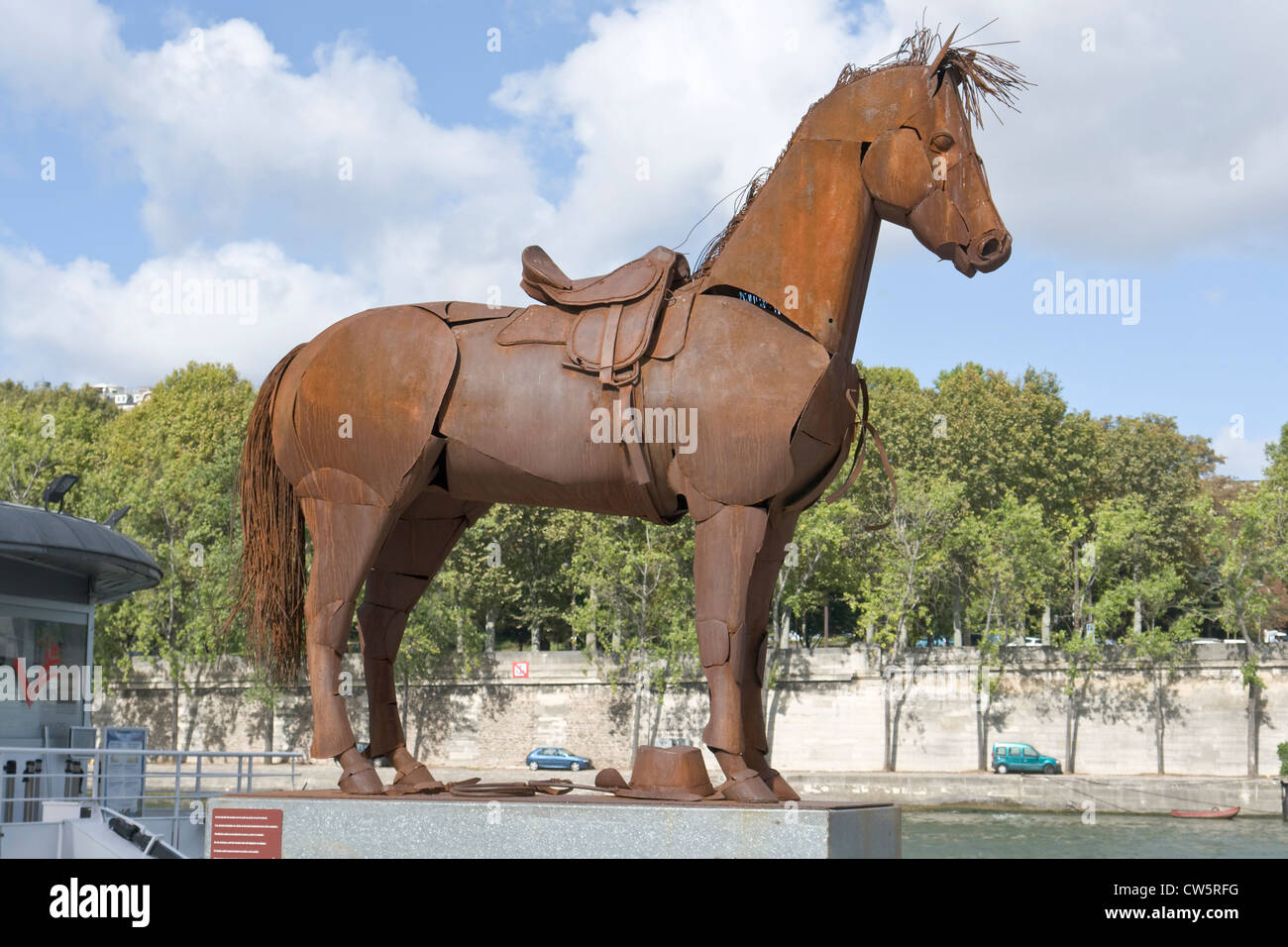 Modern Horse Statue High Resolution Stock Photography And Images Alamy