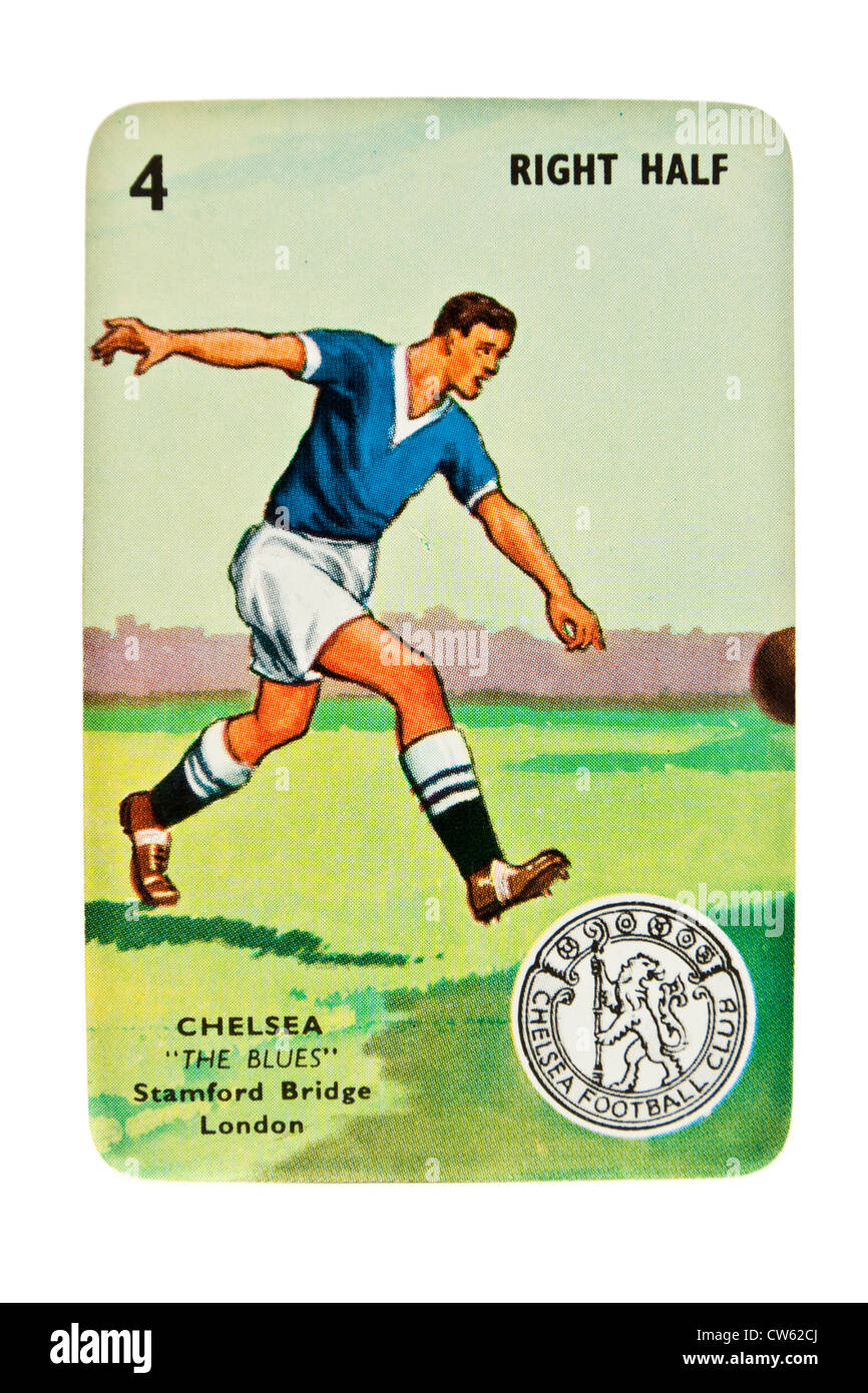 Image result for chelsea 1950s
