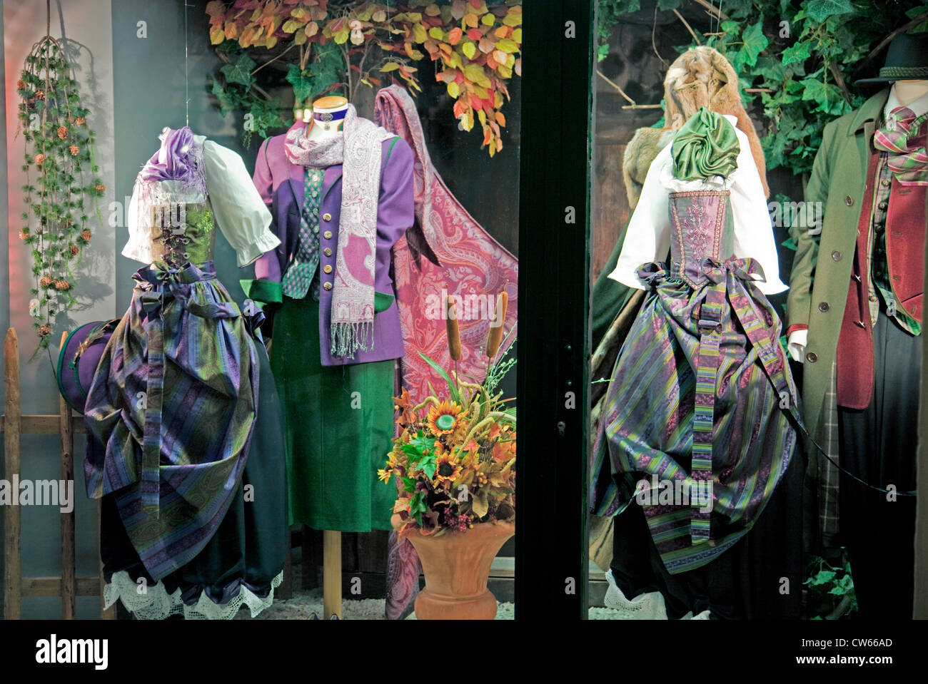 b96762f37a Traditional Austrian Costume Stock Photos   Traditional Austrian ...