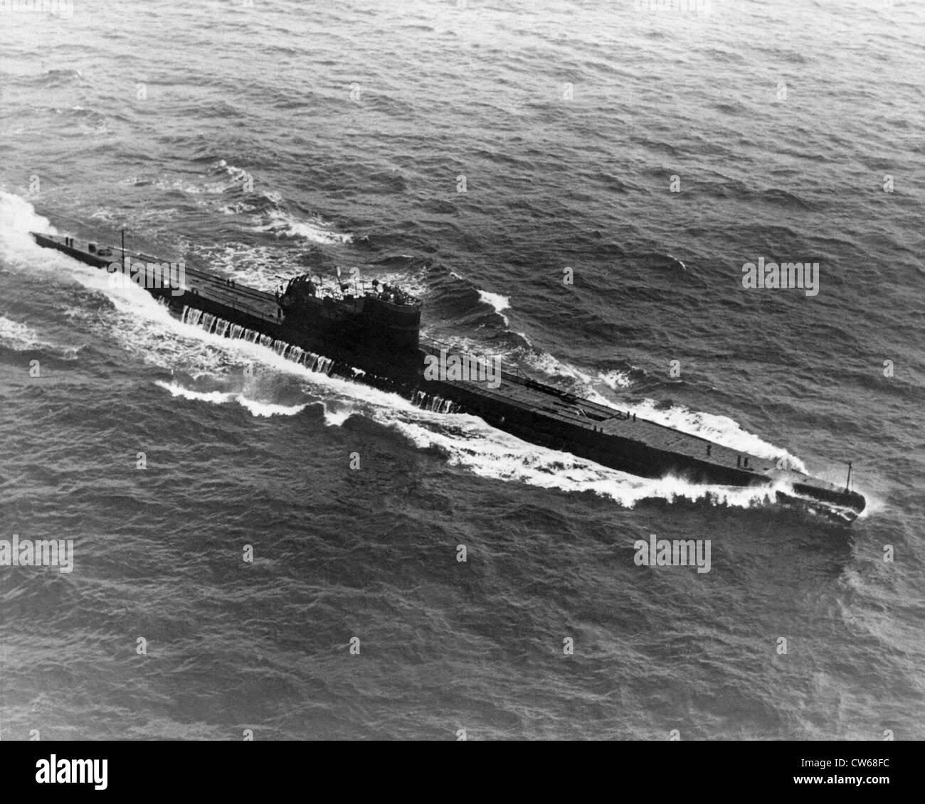 German submarine U-668