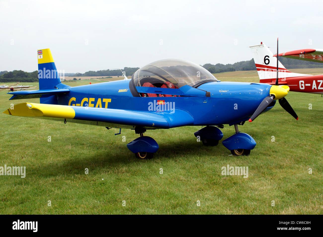 SMITH TB ZENAIR (ZODIAK) CH601HDS PISTON ENG 1 X ROTAX 912