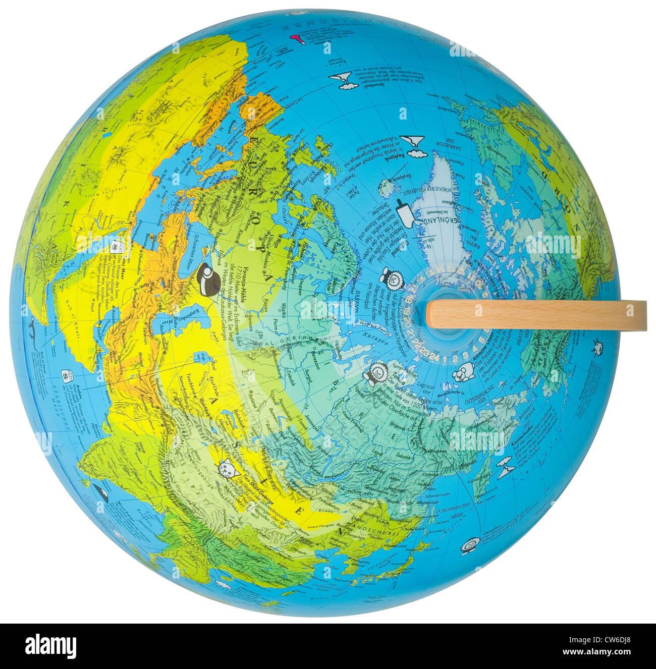 Simulation globe map world stock photos simulation globe map world berlin globe stock image gumiabroncs Images