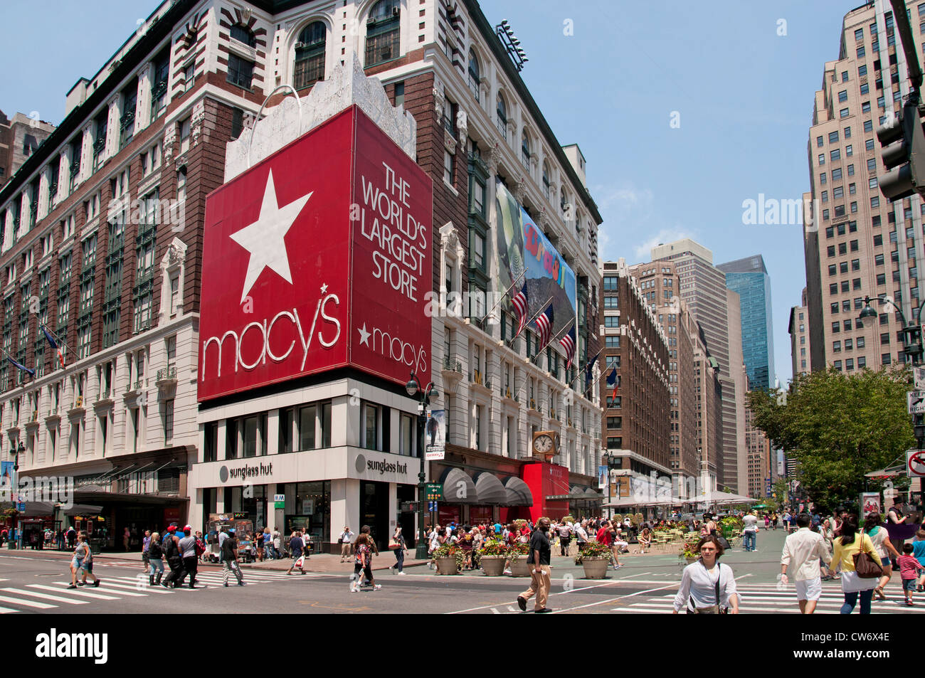 From its inception, Macy's Herald Square was a store unlike any other. Over the past years, from its original location on 14th Street and 6th Avenue to its current location built in , it has become a true New York City icon.