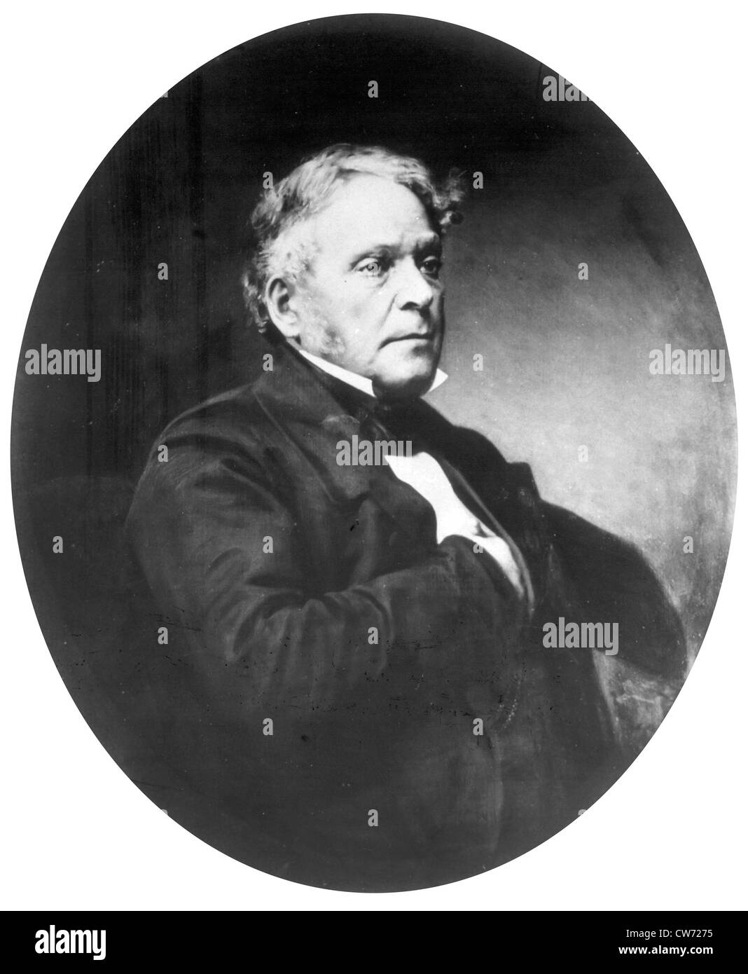 Henri-Joseph Gisquet (1792-1866), prefect of police in the reign of Louis-Philippe. - Stock Image