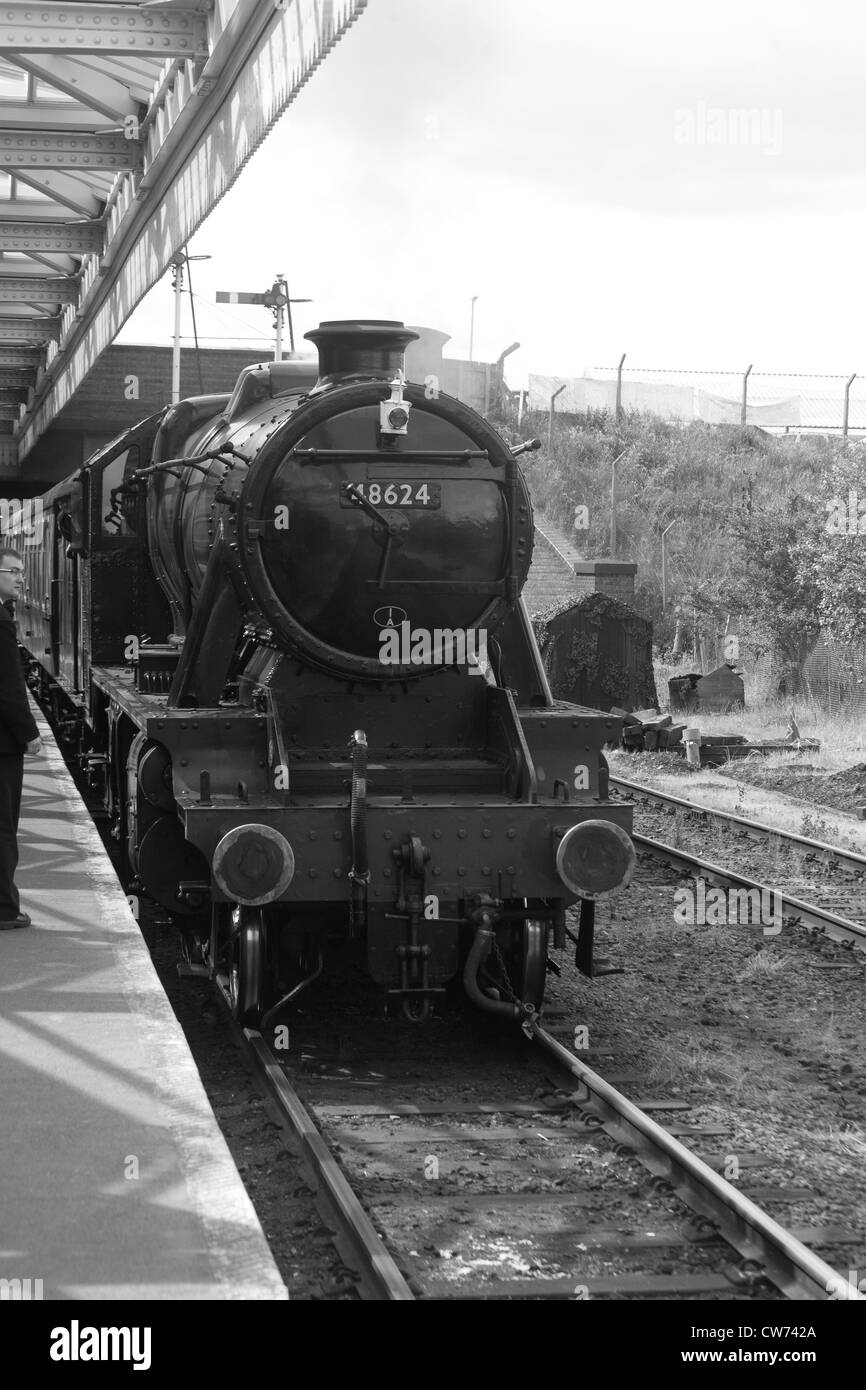Great Central Railway Train - Stock Image