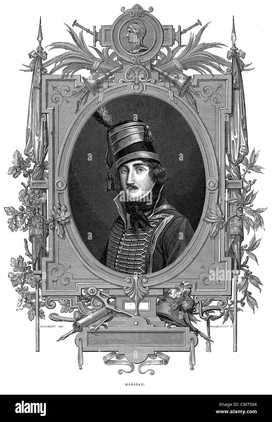 Marceau - Stock Image