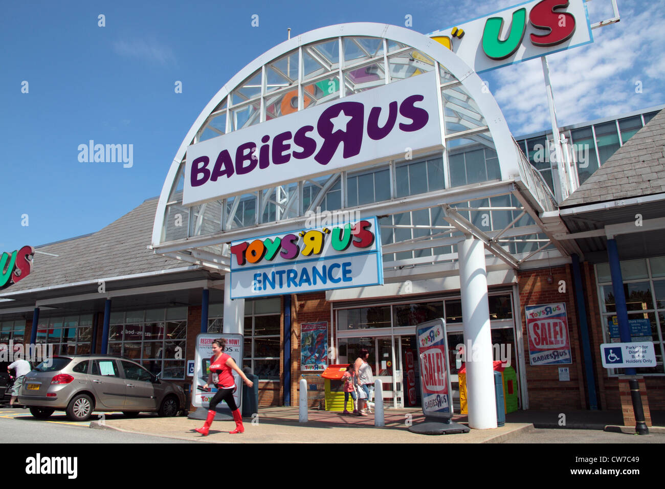 Babies R Us New York City Store