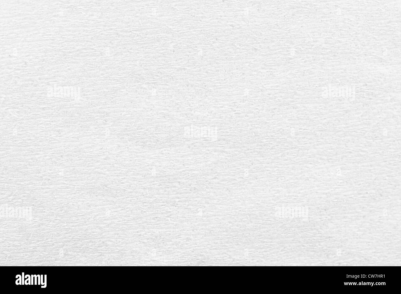 White paper texture or background - Stock Image