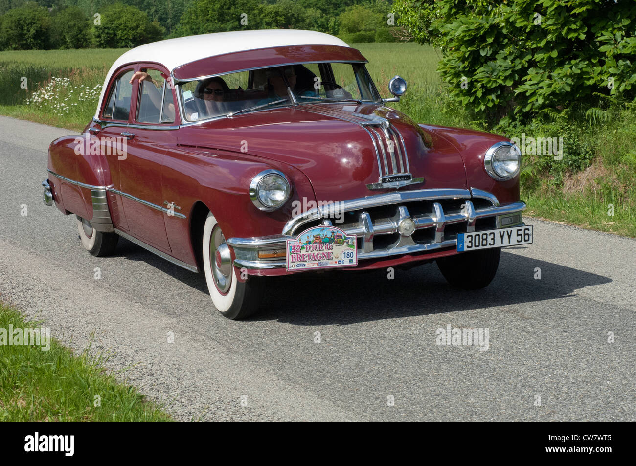 Pontiac 1950 High Resolution Stock Photography And Images Alamy