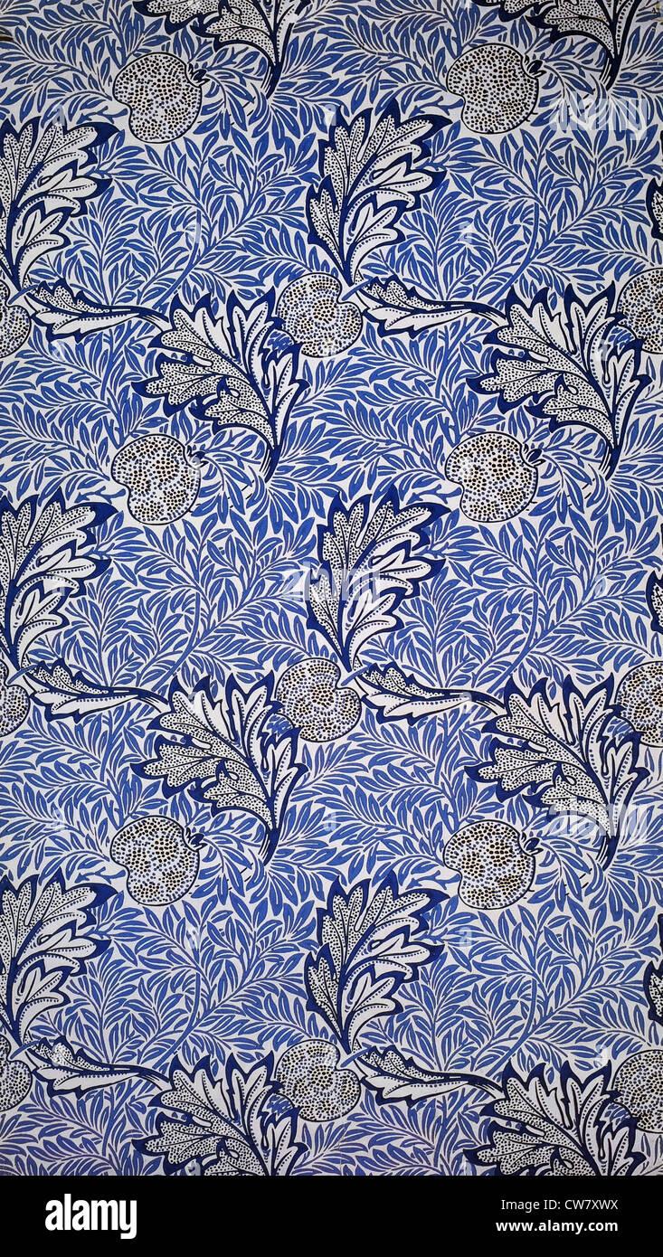 William Morris Wallpaper Stock Photos Amp William Morris