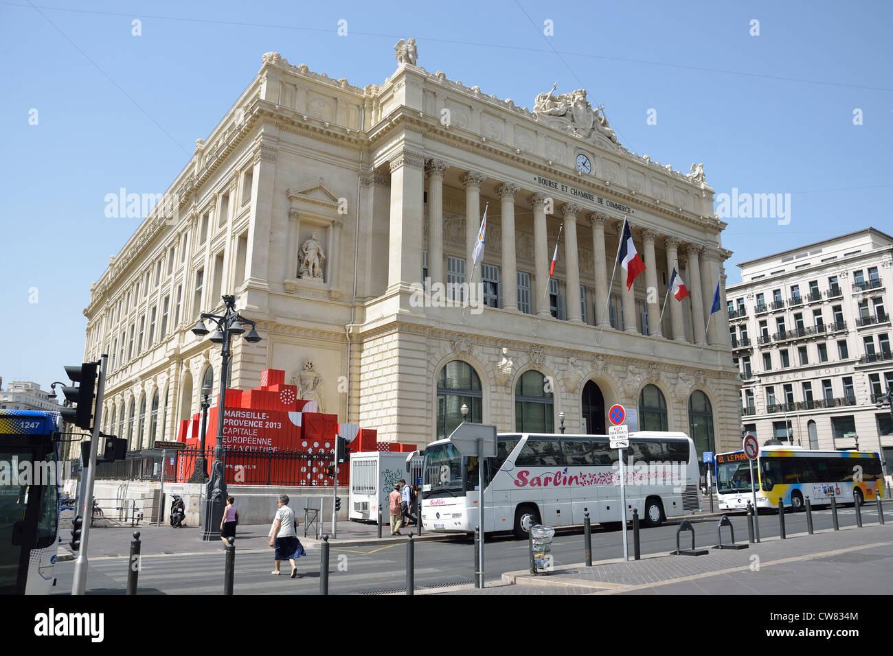 Bourse (Stock Exchange) et Chambre de Commerce, Rue St Ferroel