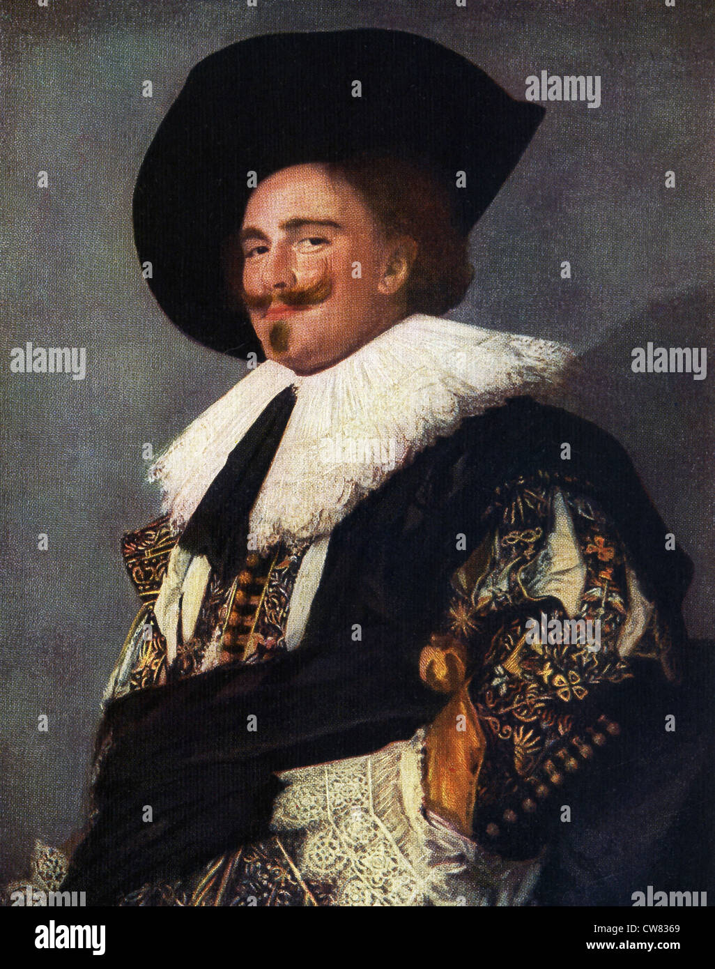 Which Artist Painted The Laughing Cavalier