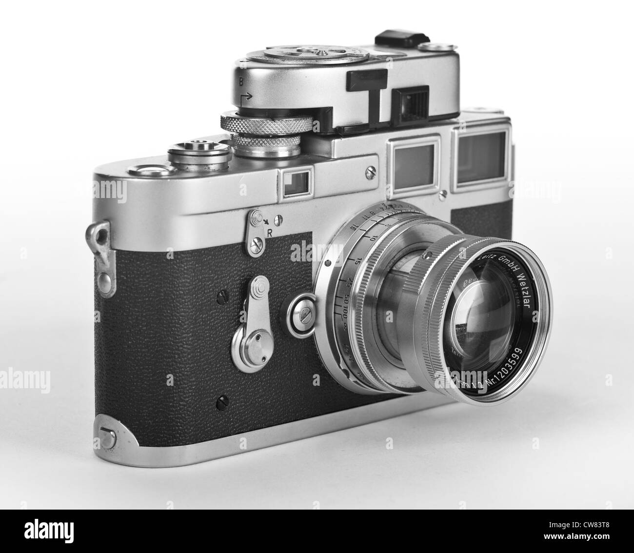 Leica Black and White Stock Photos & Images - Alamy