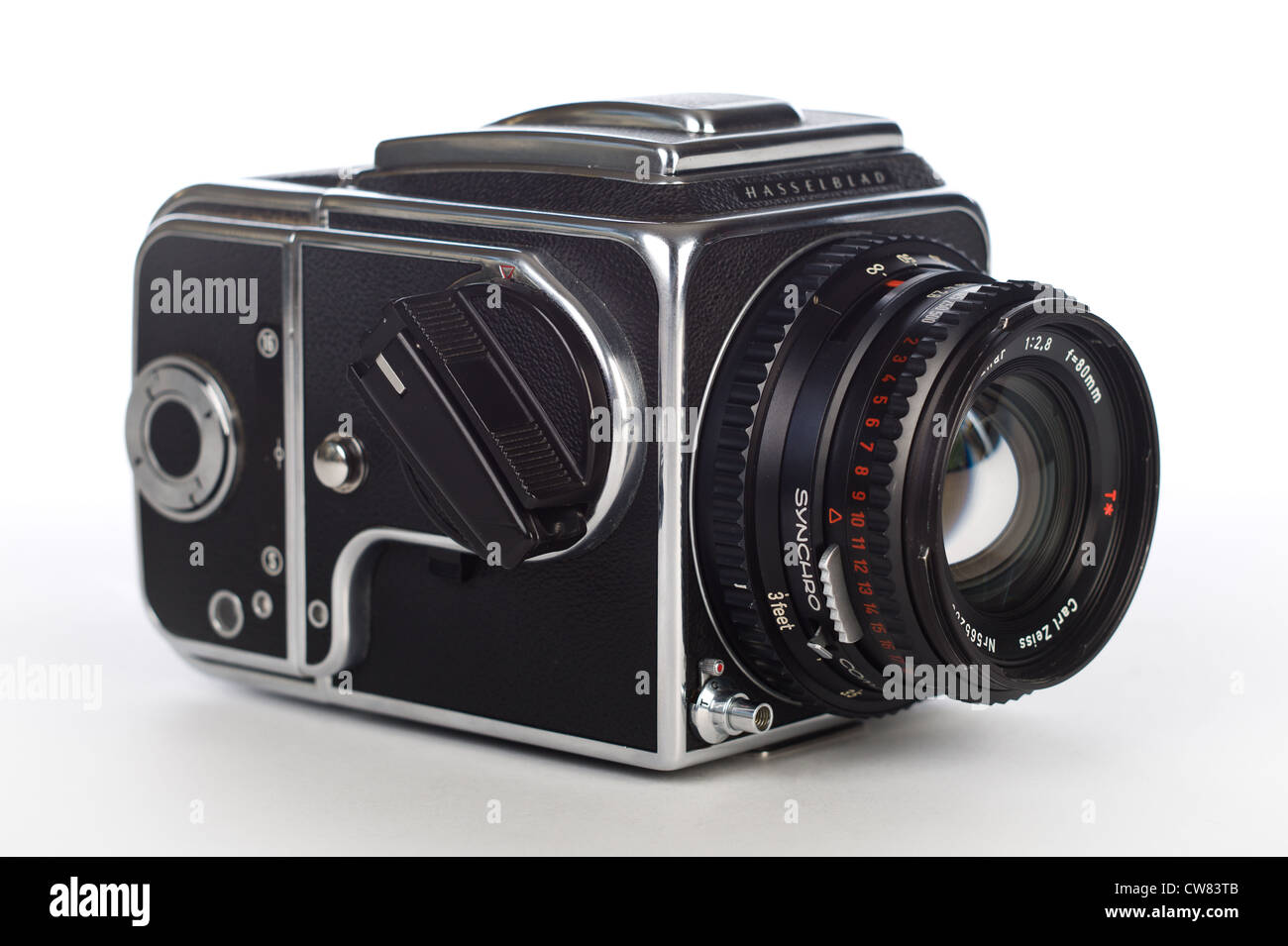 Hasselblad 500 C/M Camera with Carl Zeiss PLANAR T 80mm
