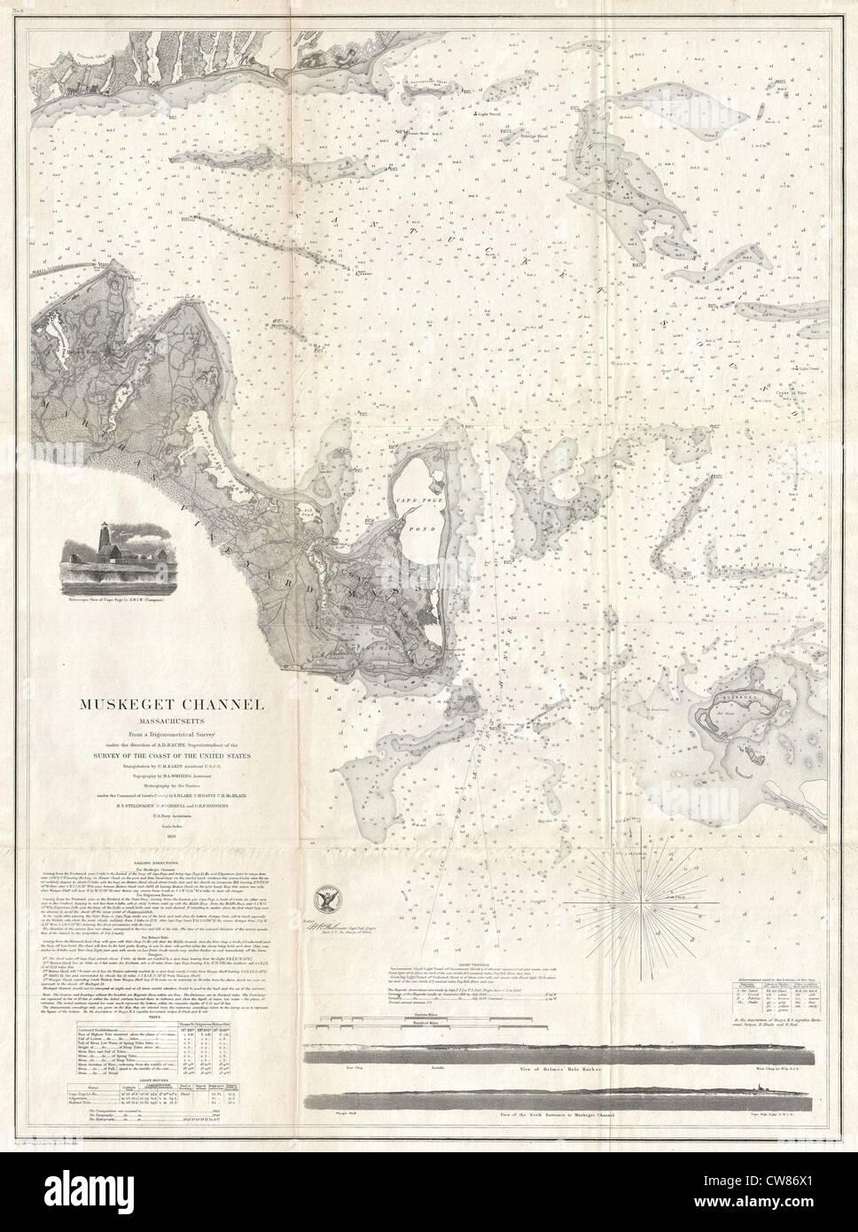 Map Of Arizona 1858.C 1858 Stock Photos C 1858 Stock Images Alamy