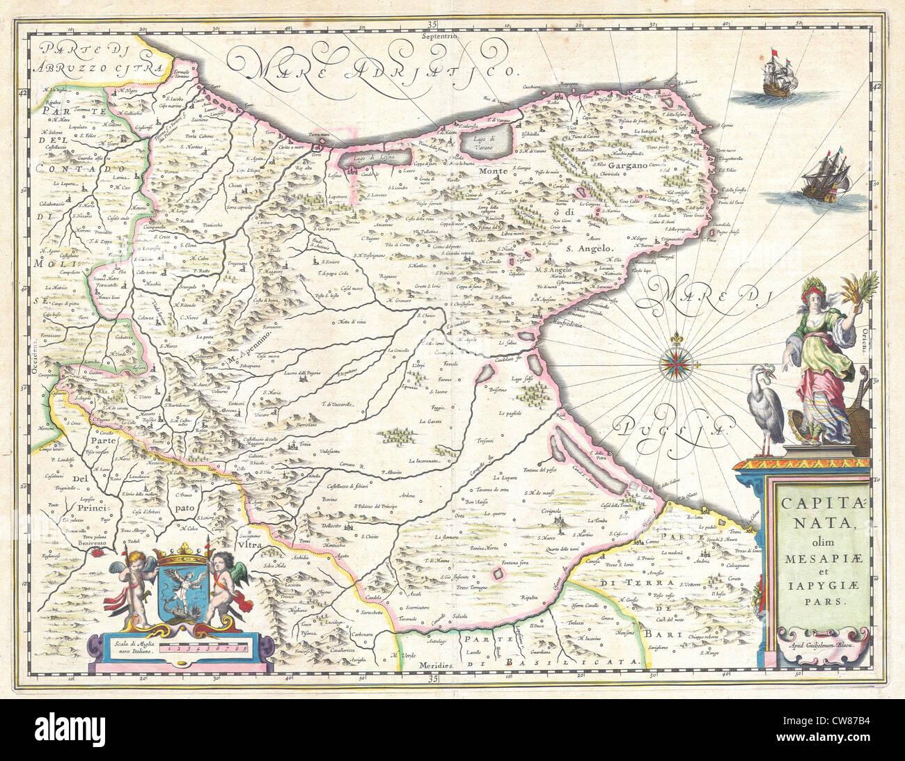 Classic Design Italia Foggia.Map Of Foggia Stock Photos Map Of Foggia Stock Images Alamy