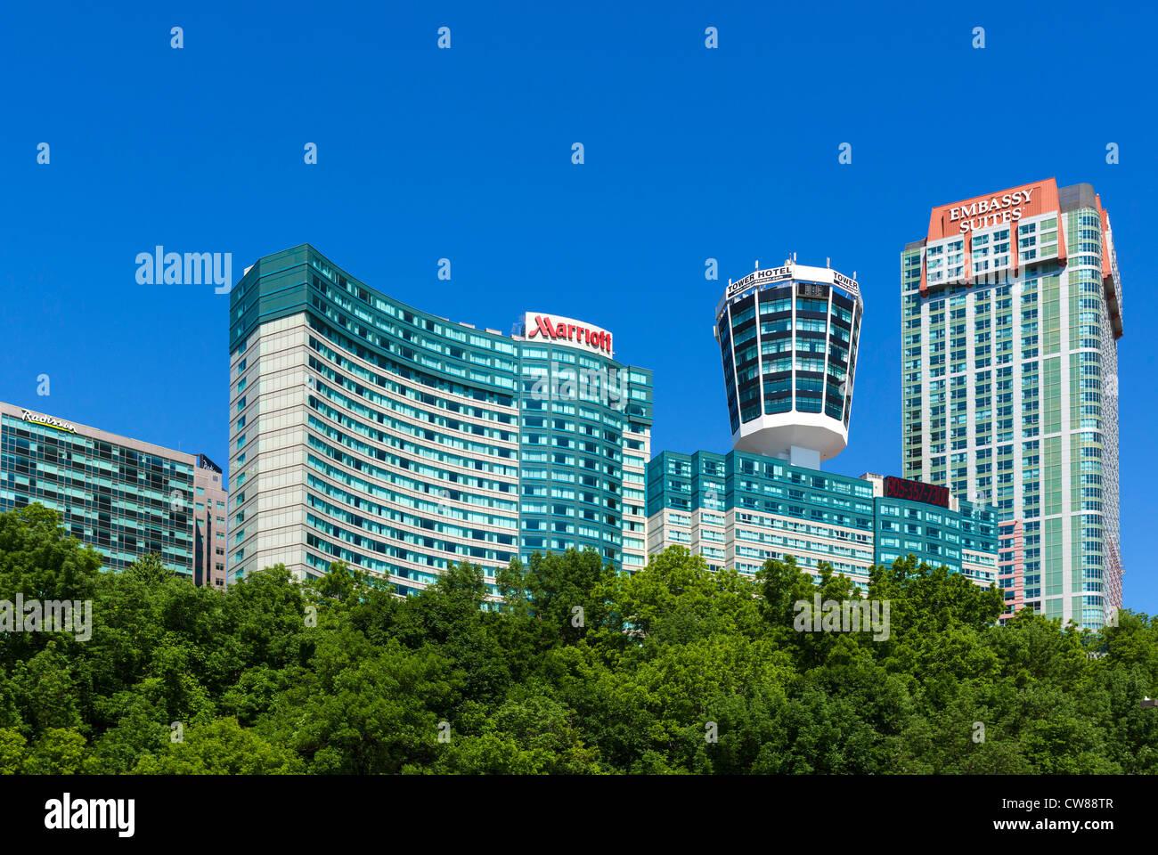 Hotels On The Canadian Side Niagara Falls Ontario Canada