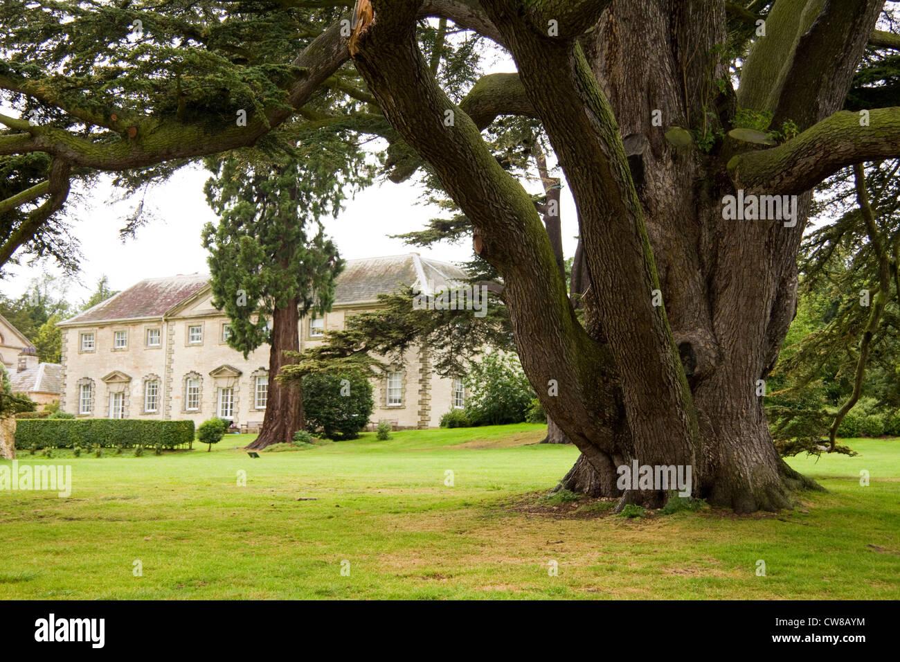 Compton Verney House Warwickshire, England - Stock Image