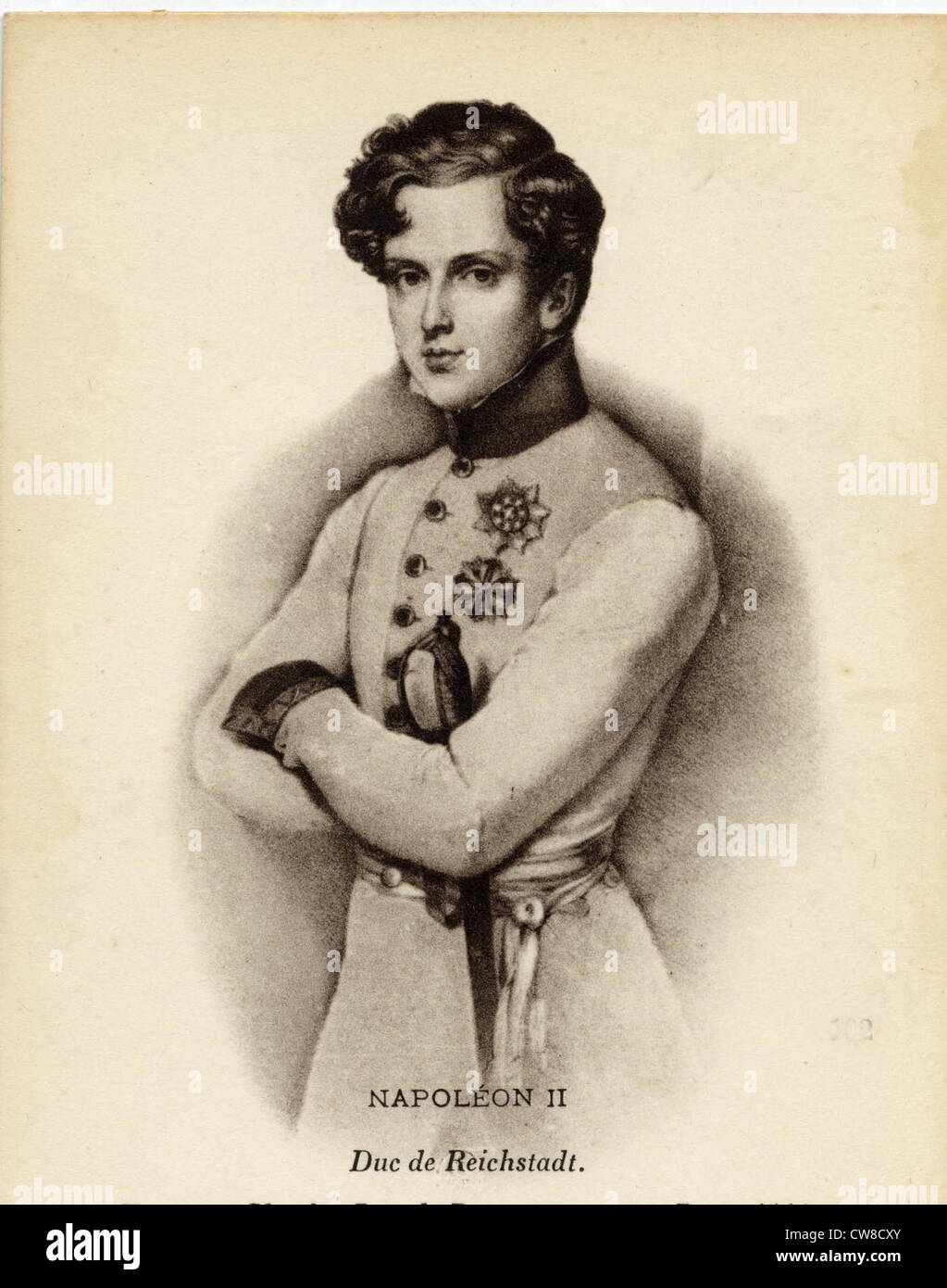 Napoleon II Stock Photo