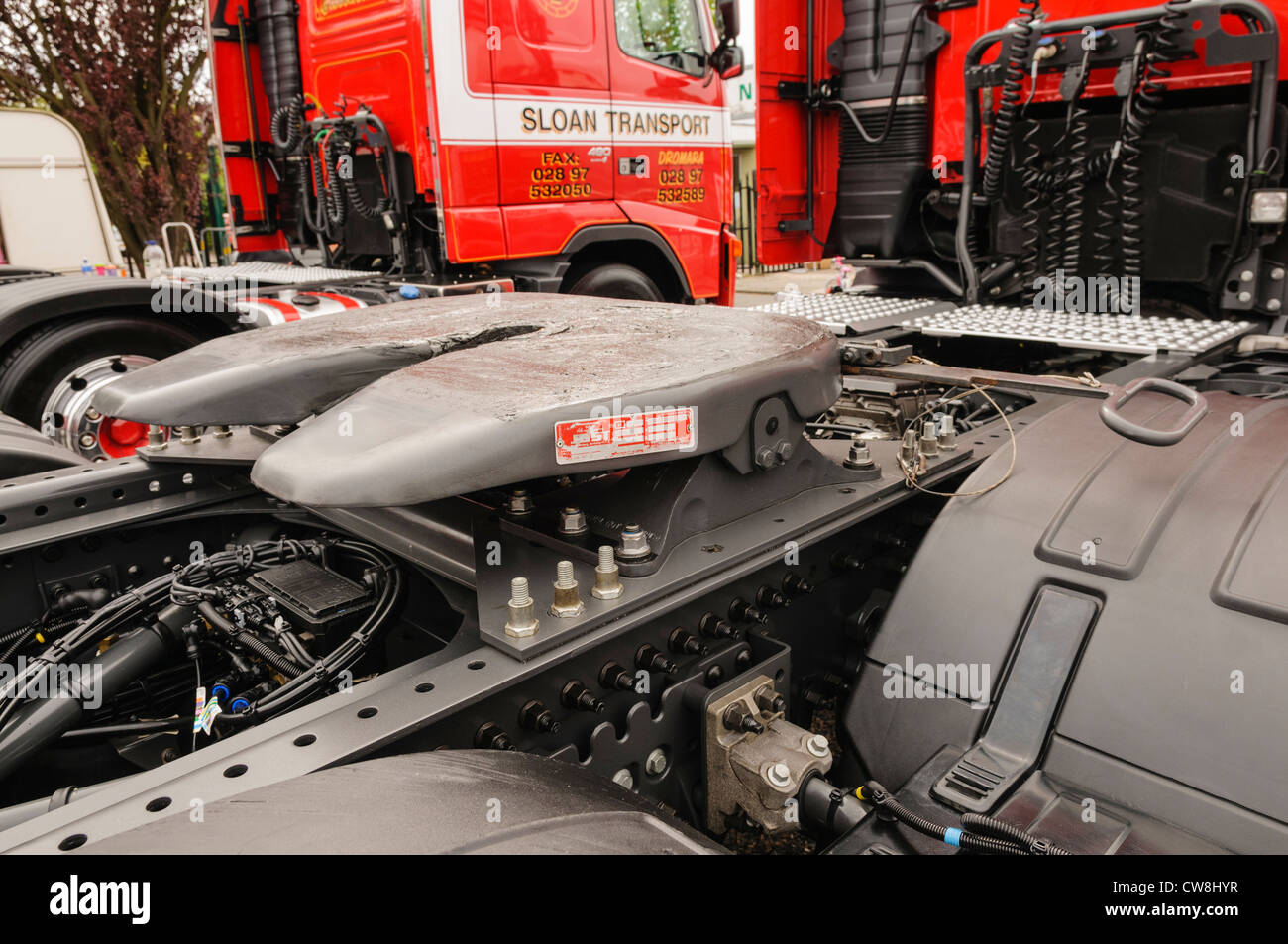 Fifth Wheel Stock Photos Amp Fifth Wheel Stock Images Alamy