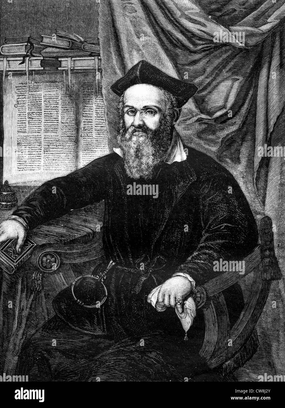 Martinus Becanus - Stock Image