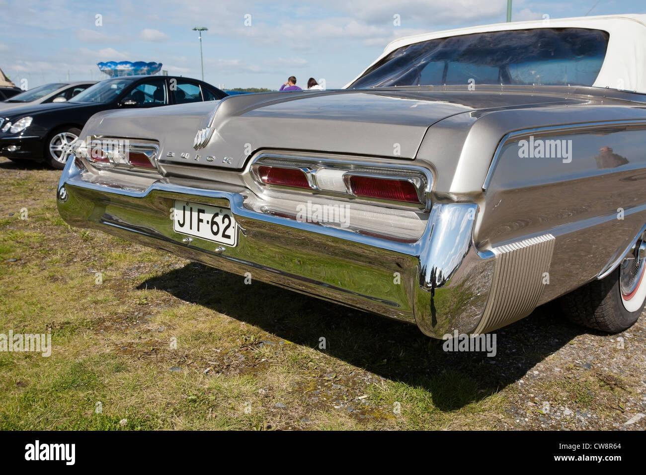 1962 Buick Electra 225 Convertible Stock Photo