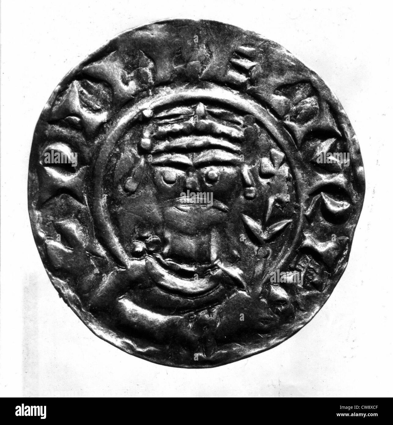 Seal of William the Conqueror - Stock Image