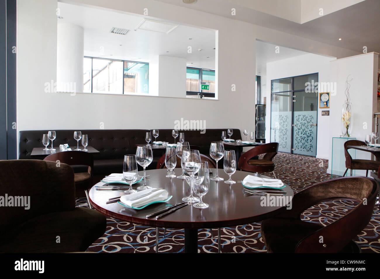 Loves restaurant, Birmingham, West Midlands, England, UK - Stock Image