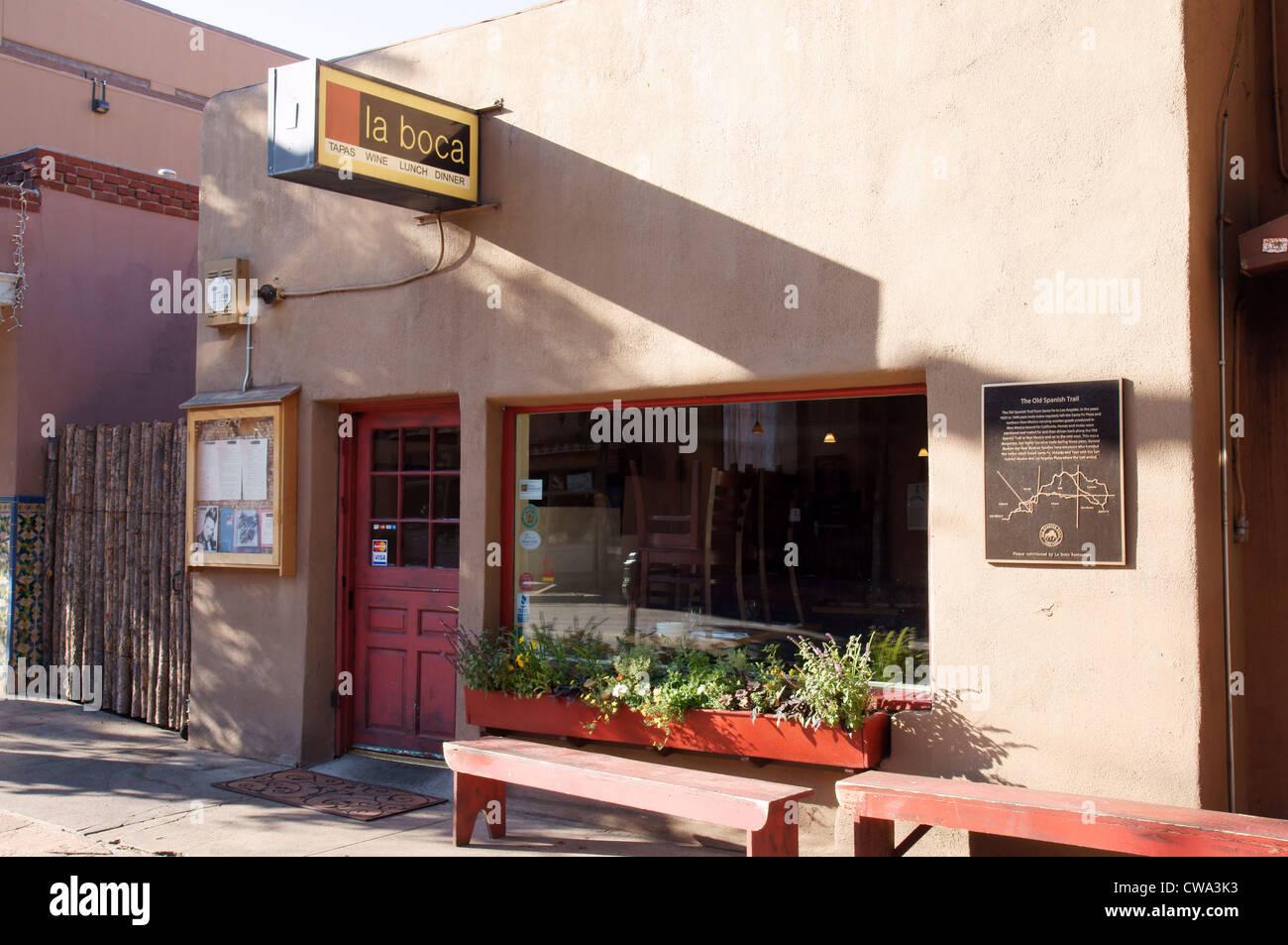 La Boca Restaurant Santa Fe Nm