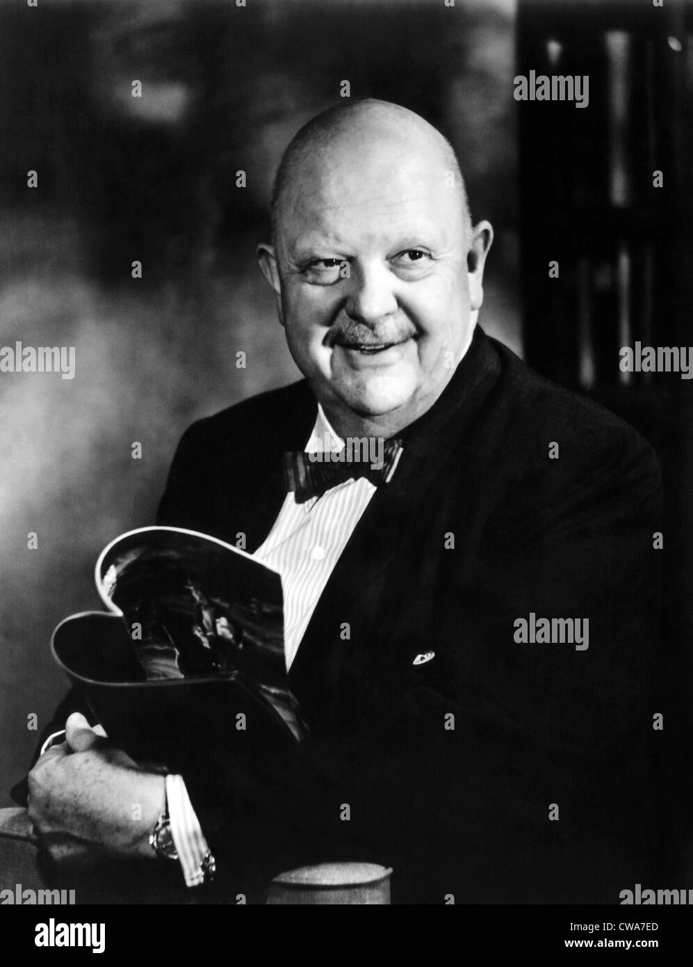 James Beard, 1963. Courtesy: CSU Archives/Everett Collection - Stock Image