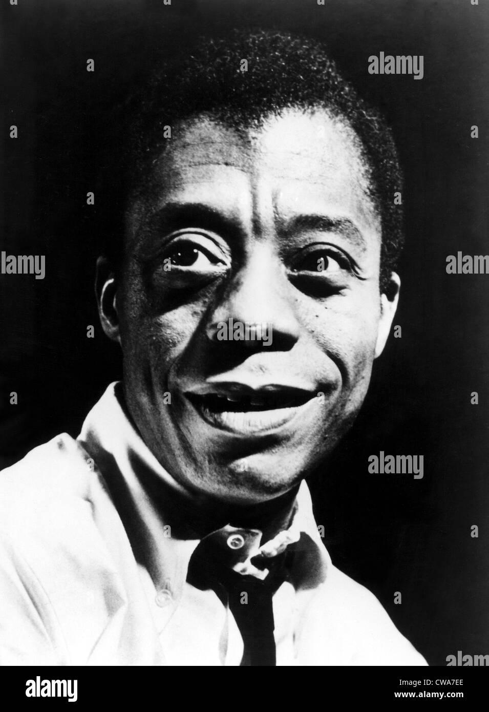 James Baldwin, 1965.. Courtesy: CSU Archives / Everett Collection - Stock Image
