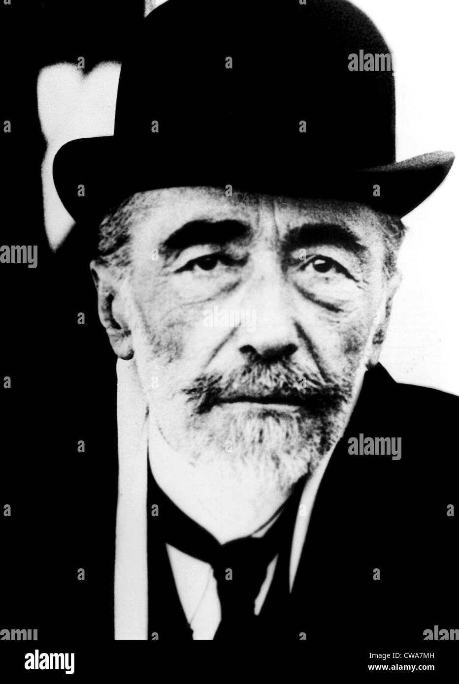 Joseph Conrad, circa 1920s. Courtesy: CSU Archives/Everett Collection - Stock Image