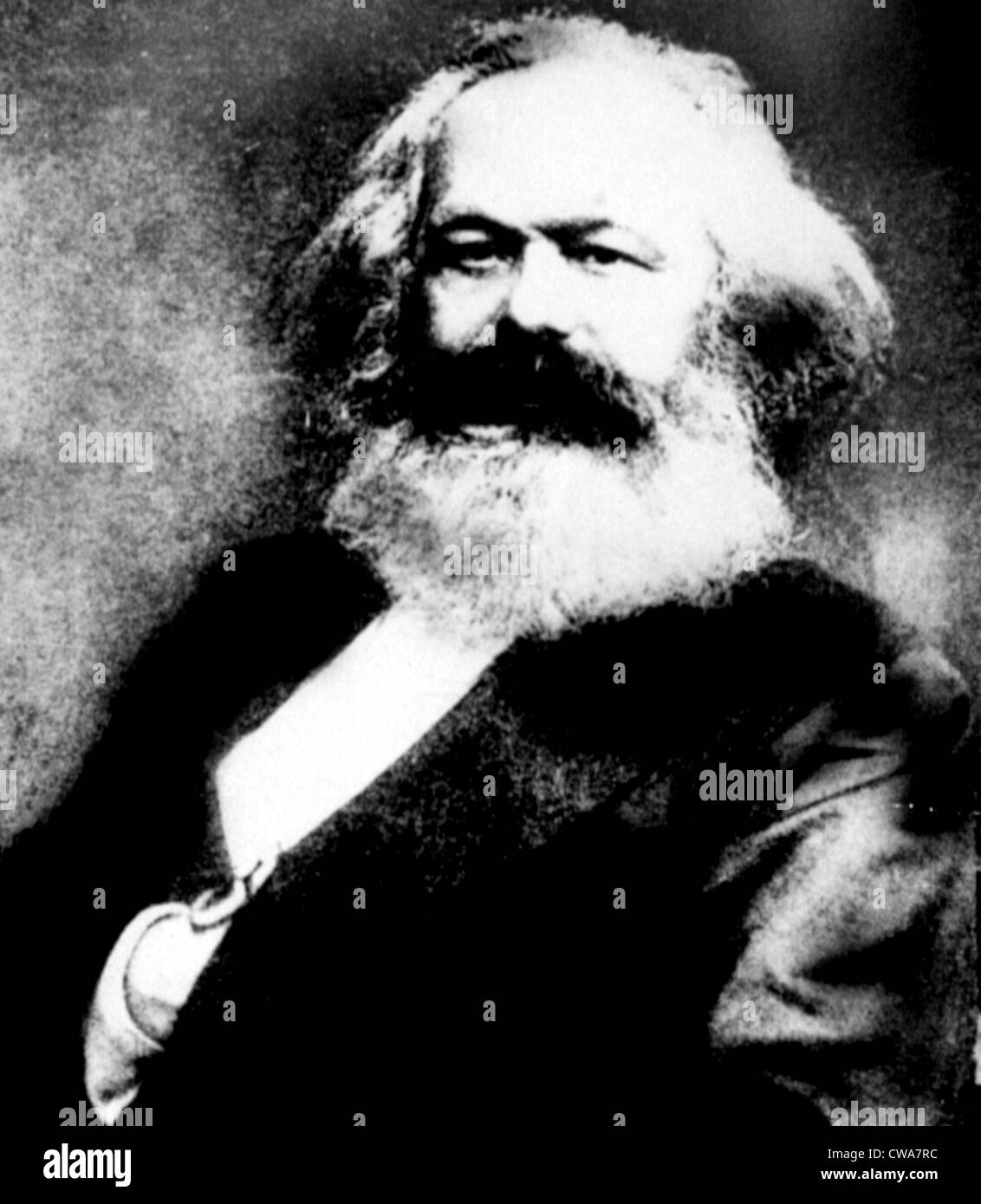 Karl Marx. Courtesy: CSU Archives / Everett Collection - Stock Image