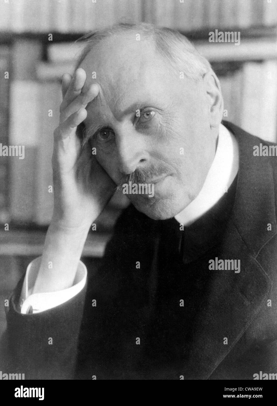 ROMAIN ROLLAND, Author. Courtesy: CSU Archives / Everett Collection - Stock Image