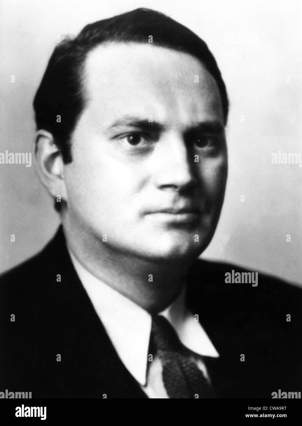 Thomas Wolfe (1900-1938), American author, circa 1930s. Courtesy: CSU Archives/Everett Collection. - Stock Image