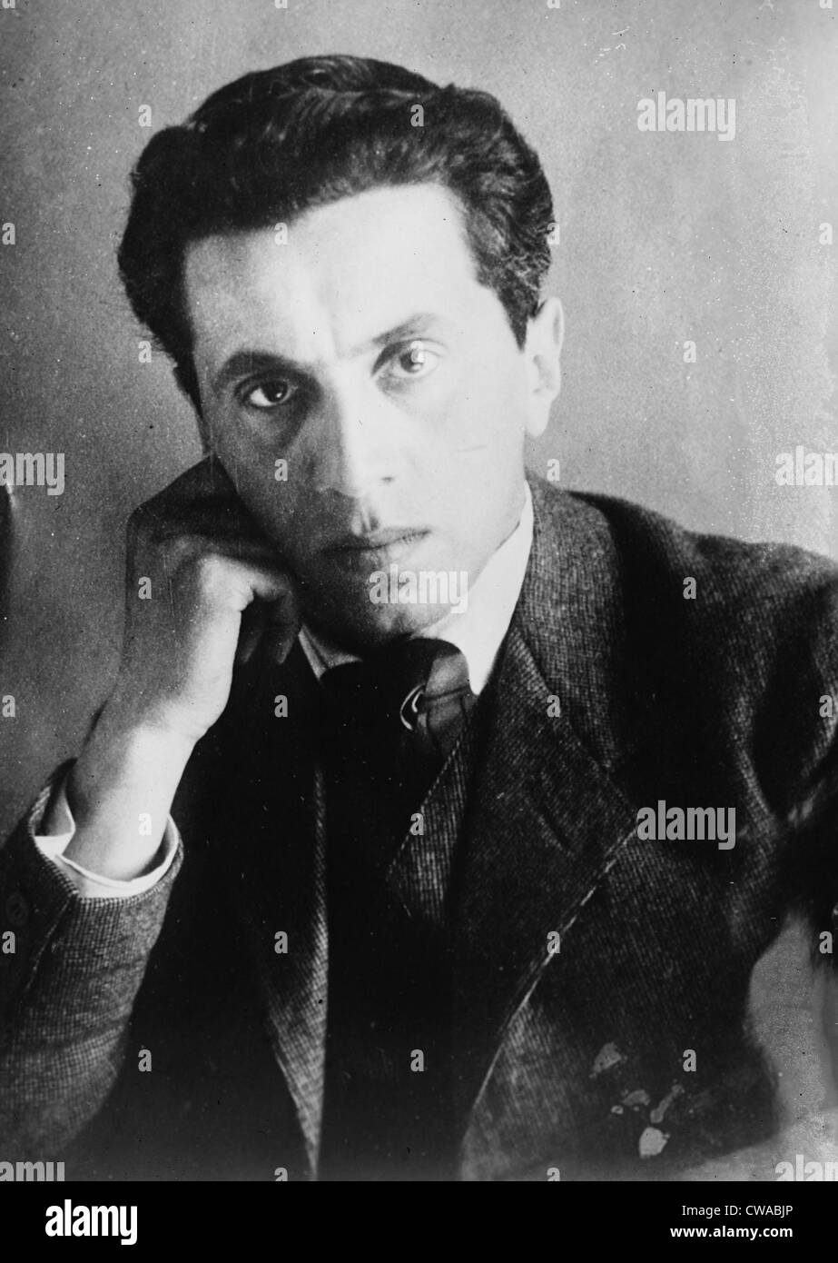 Ernst Toller (1893-1939) politically involved Marxist German Jewish playwright and poet. His best known play is - Stock Image