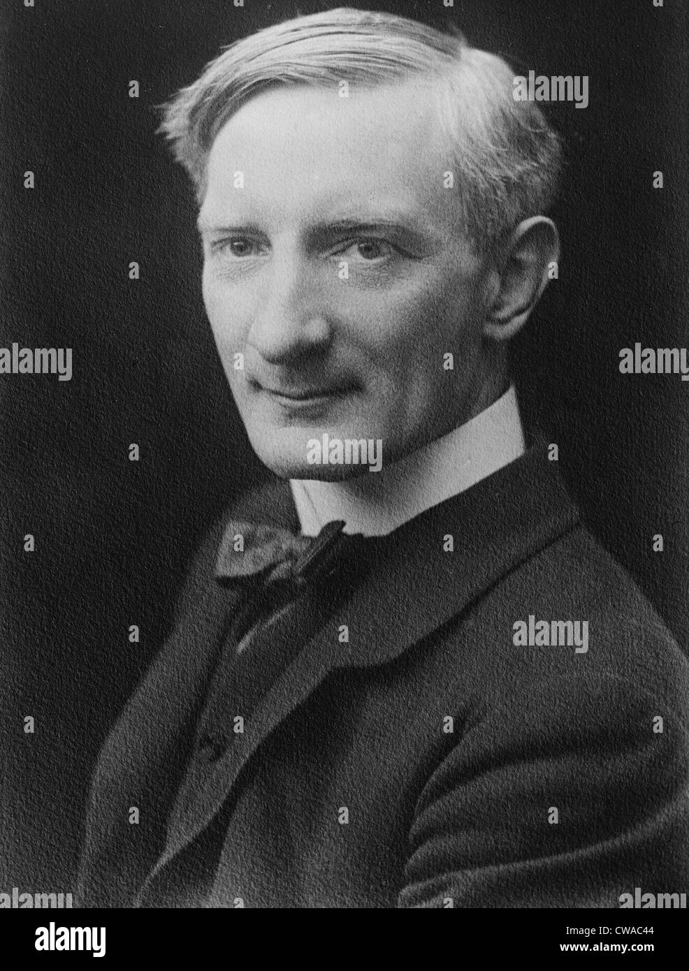 W. H. Beveridge (1879-1963), influential English economist, whose work was the foundation of post World War 2 British - Stock Image