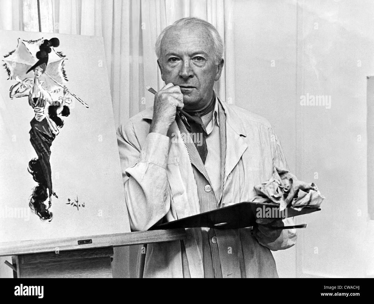 Cecil Beaton, 1964. Courtesy: CSU Archives/Everett Collection - Stock Image