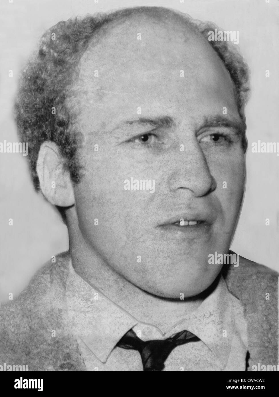 Ken Kesey (1935-2001) author of 'One Flew Over the Cuckoo's Nest' (1962), made into a film starring - Stock Image