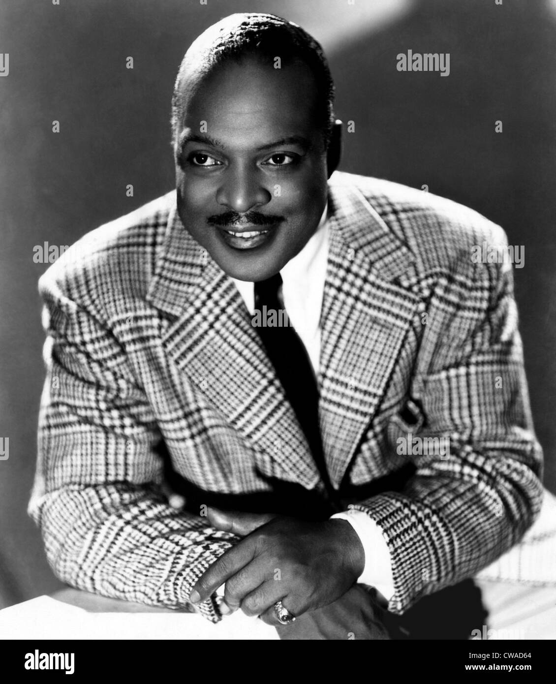 Count Basie, 1954. Courtesy: CSU Archives/Everett Collection - Stock Image