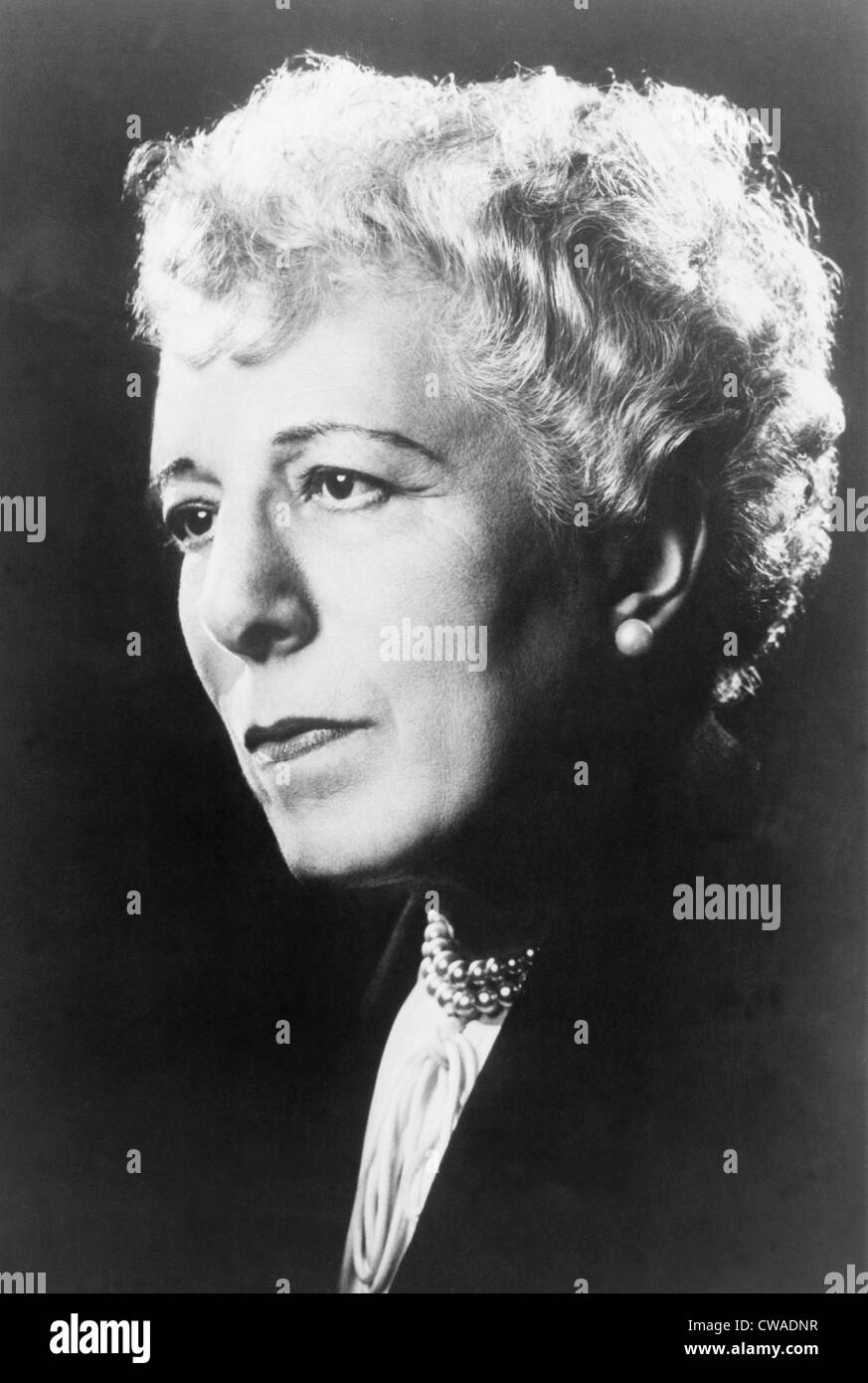 Edna Ferber 1887 1968 American Novelist And Short Story Writer Had An Active