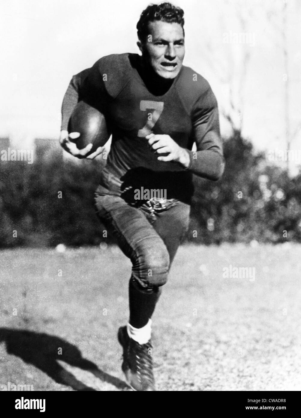 Don Hutson, Alabama end from 1932-1934. ca. 1930s.Courtesy: CSU Archives/Everett Collection - Stock Image