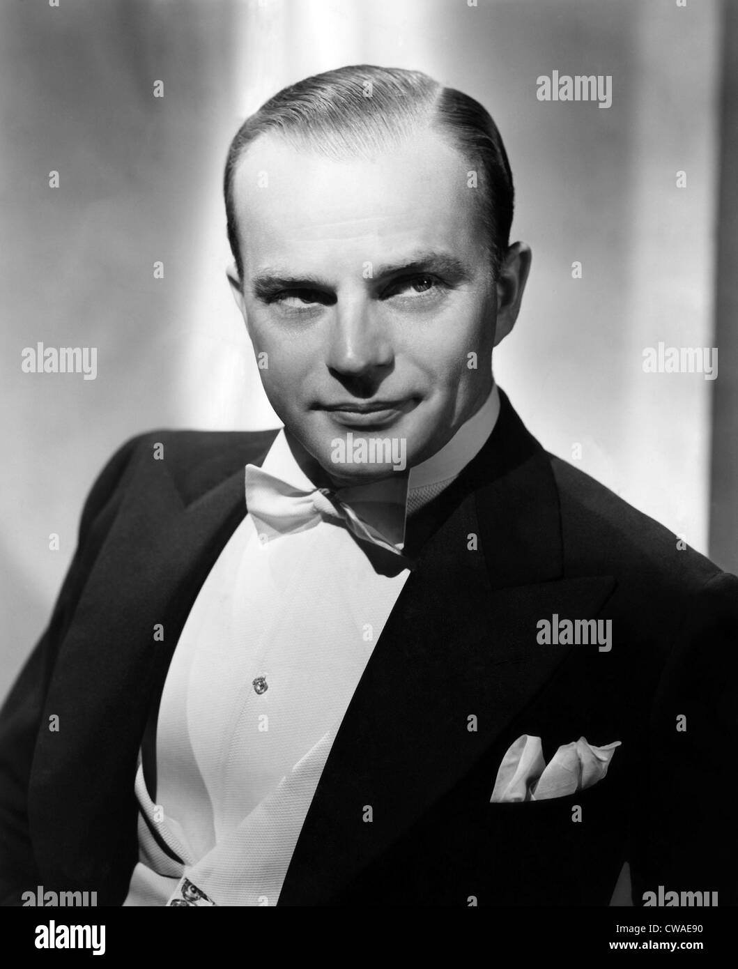 Edgar Bergen, 1941. Courtesy: CSU Archives/Everett Collection - Stock Image