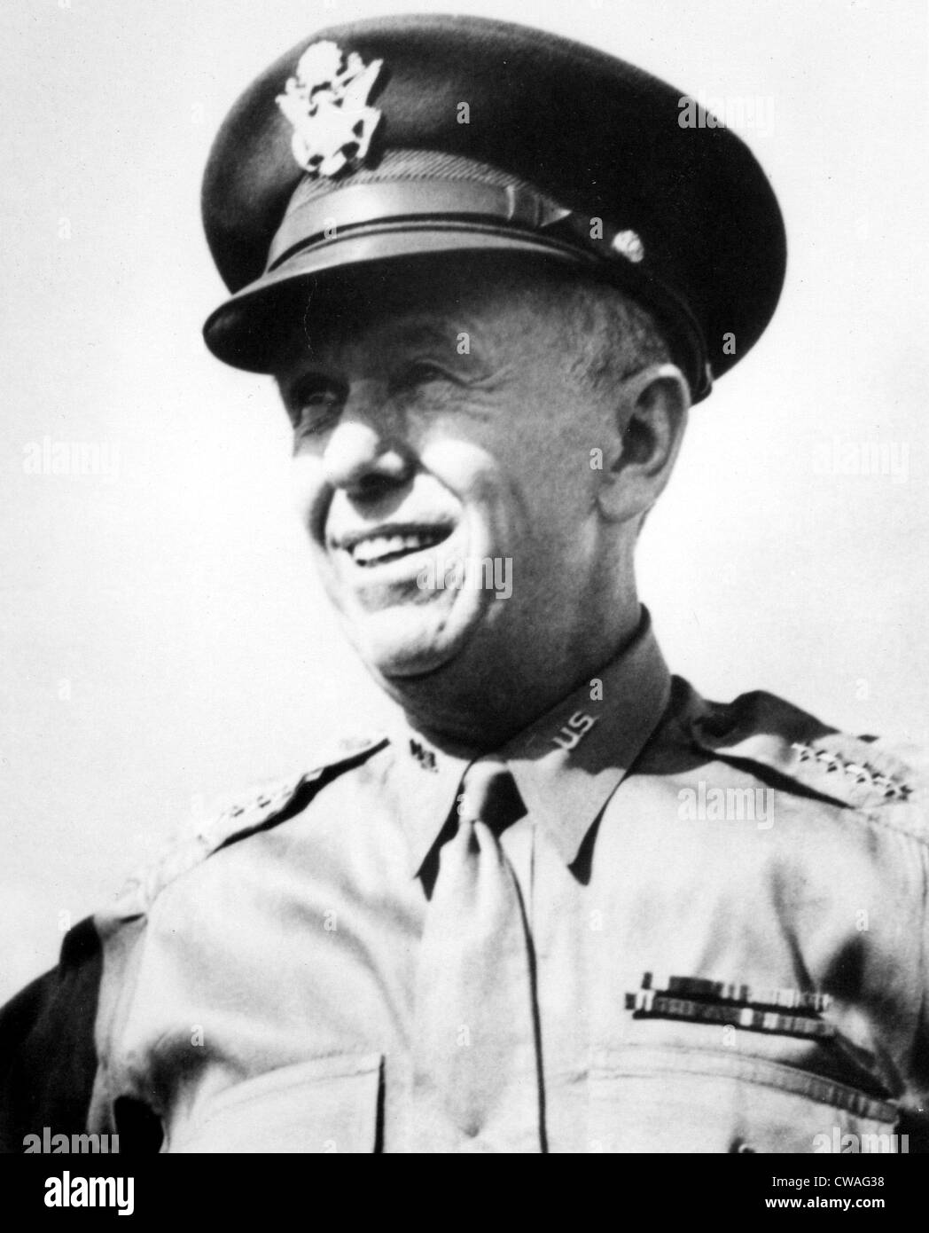General George C. Marshall during World War II. Courtesy: CSU Archives / Everett Collection - Stock Image