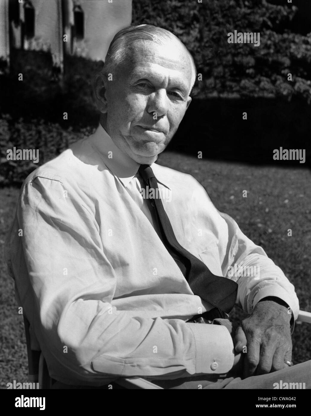 General George C. Marshall,  in retirement, 1951  © CSU Archives/courtesty Everett Collection - Stock Image