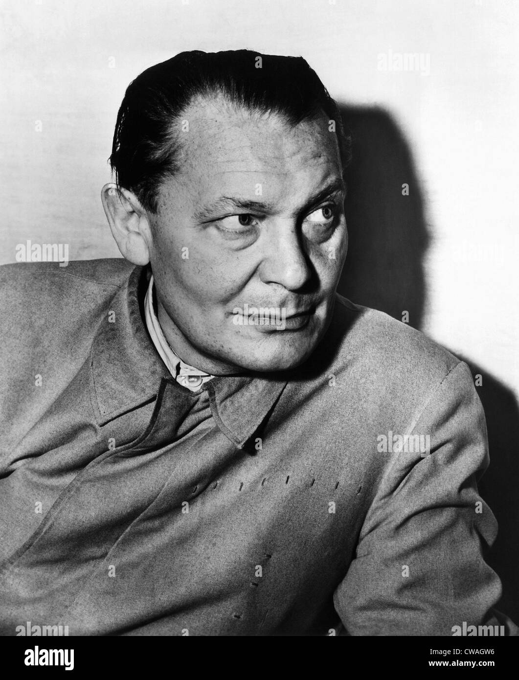 Nazi war criminal Hermann Goering, ca. early 1940s. Courtesy: CSU Archives / Everett Collection - Stock Image