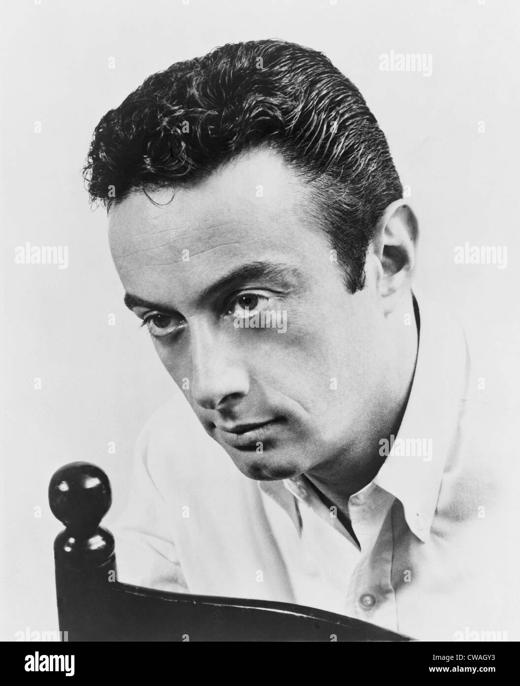 Lenny Bruce (1925-1966), controversial standup comedian who violated mid-century morality with his racy routines. - Stock Image