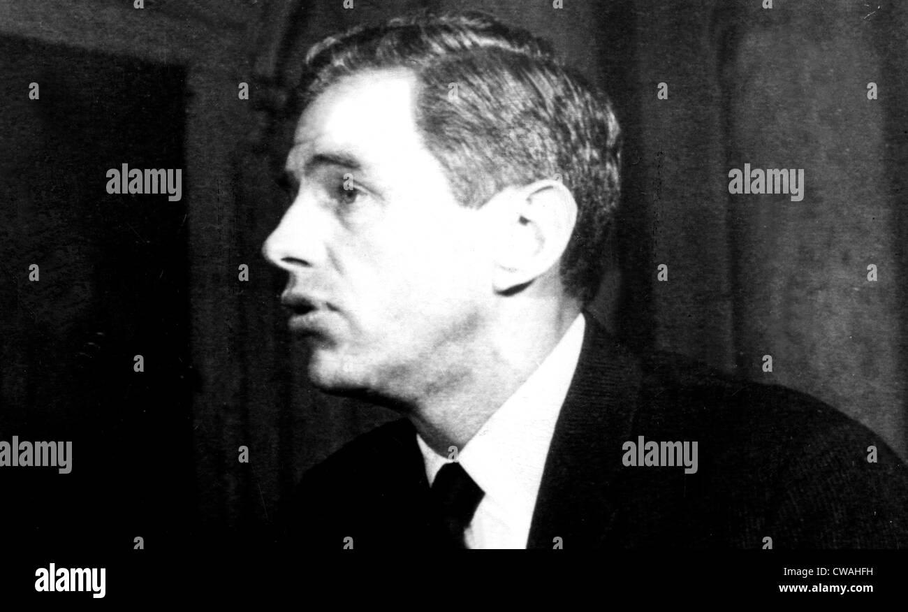 James T. Aubrey, 1962. Courtesy: CSU Archives / Everett Collection - Stock Image