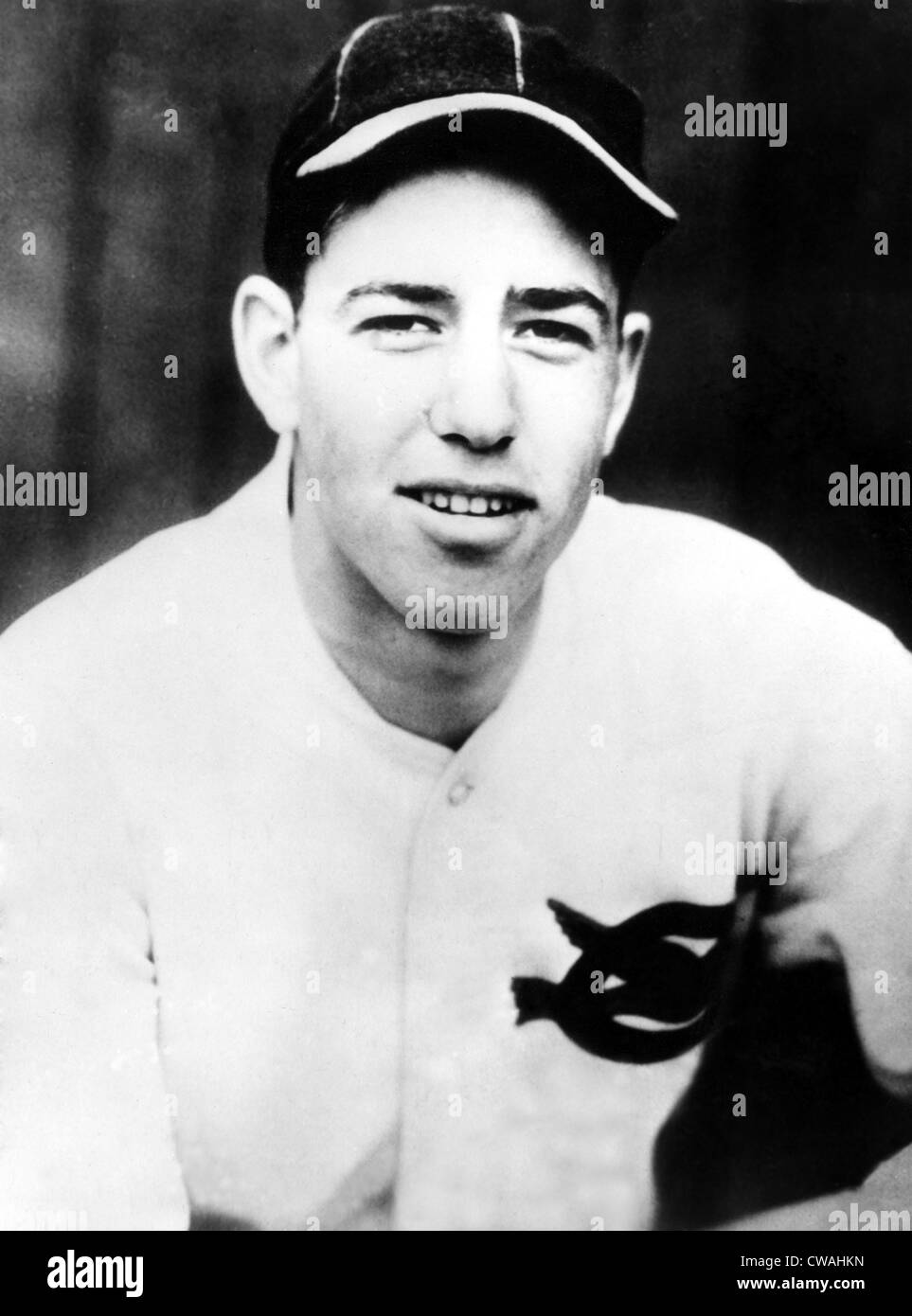 Jay Hanna 'Dizzy' Dean, (1910-1974) ace pitcher for St. Louis Cardinals during 1930s, 9/30/34. Courtesy: - Stock Image